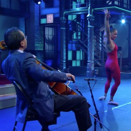 Misty Copeland's Performance With Yo-Yo Ma