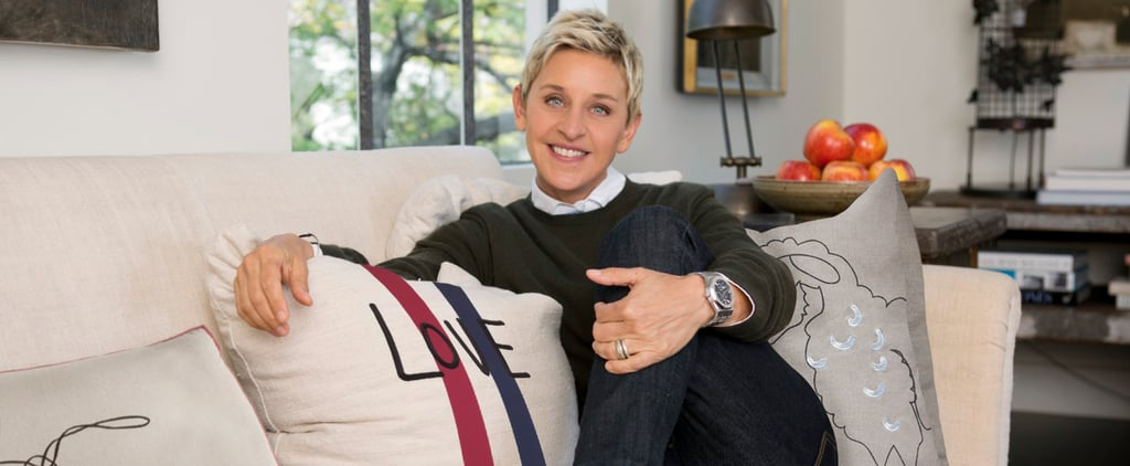 Ellen DeGeneres Teams Up With PetSmart For an Exclusive Line of Pet Products