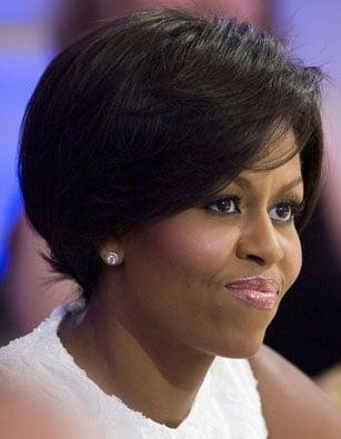 Michelle Obama's New Hair