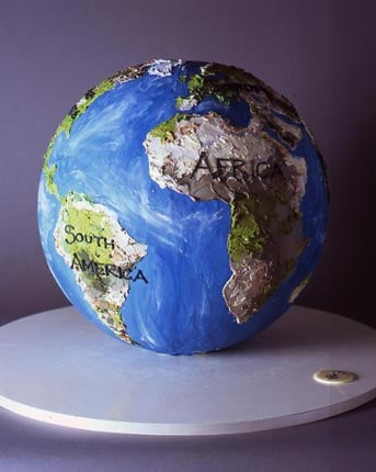 Globe Cake: Love It or Hate It?