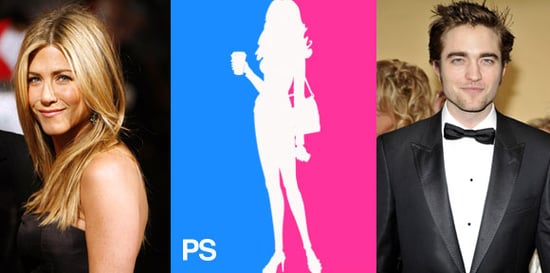 PopSugar 100 Day One Wrapup: Aniston Pulls Ahead, Pattinson Slow But Steady
