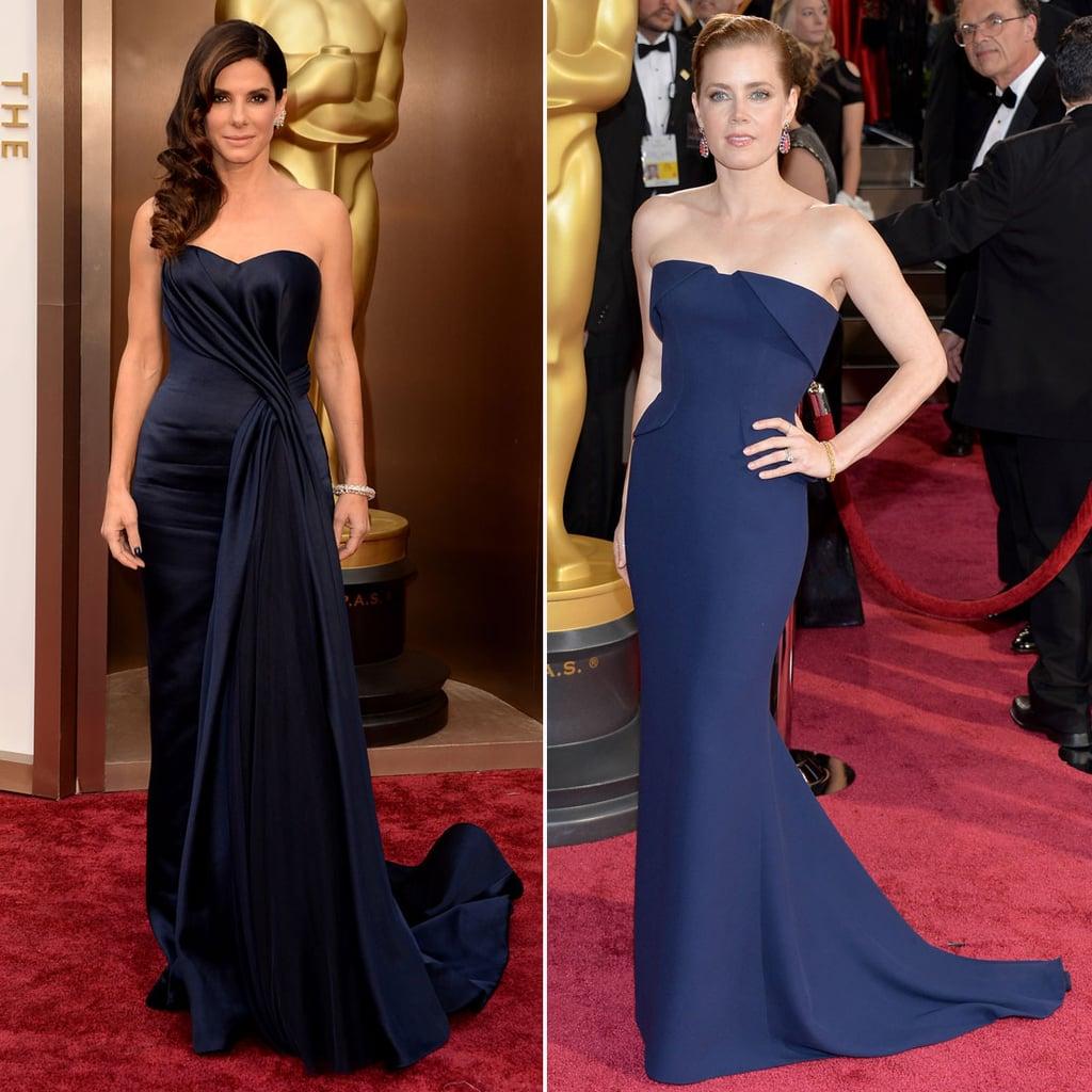 Sandra Bullock and Amy Adams