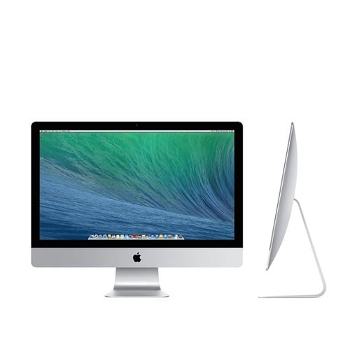 In the Mac vs. PC battle, I'm a Mac girl, and Apple's 27-inch iMac computer ($1,799) is at the top of my wish list. Superthin with wireless accessories, it's a dream gift for anyone who's tech-obsessed. — Laura Marie Meyers, assistant news editor