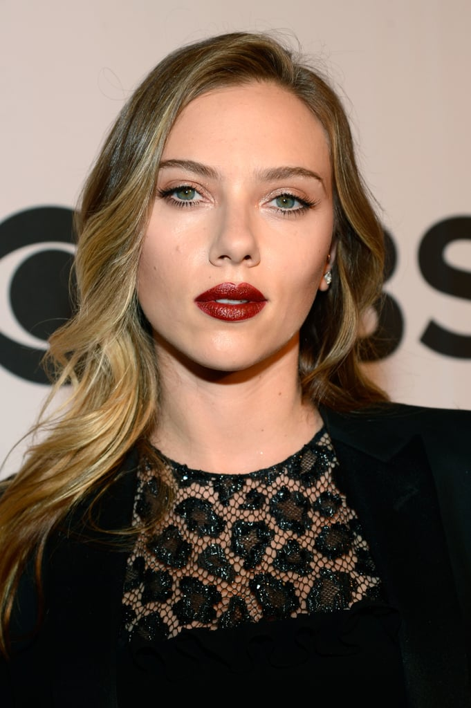 """I have the same breakouts as everybody else,"" Scarlett has told Elle. So how does she keep blemishes at bay? ""I never go to bed with makeup on, even if I come home at four am,"" she says. ""My skin's sensitive, so I have to use things without fragrance, like Cetaphil. And I clean my makeup brushes once a week. People don't realise how dirty their sponges and stuff are! Bacteria — that's what makes you break out."""