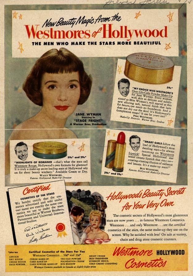 Hollywood's beauty secrets for your very own!