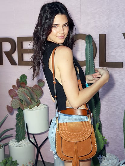 Kendall Jenner Crushes on Young Brad Pitt, Johnny Depp and Heath Ledger: 'They Don't Make 'em Like This Anymore!'