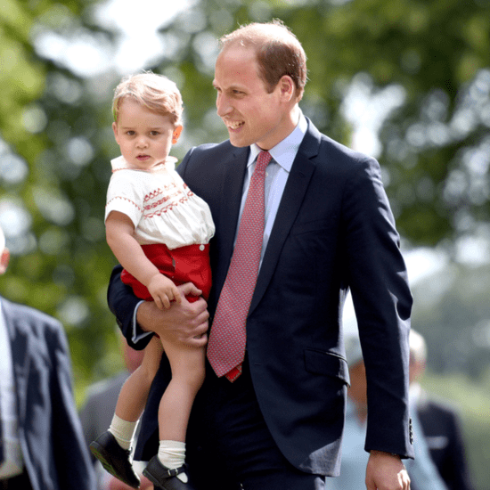 Prince William Quotes About Fatherhood April 2016