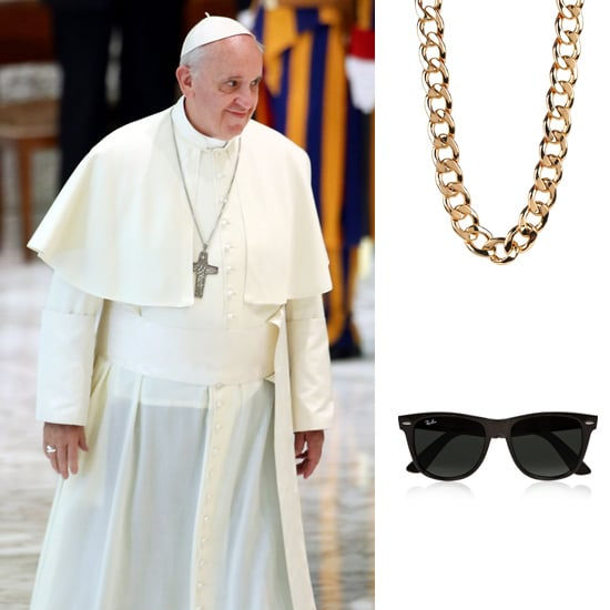 The Pope Is Cool