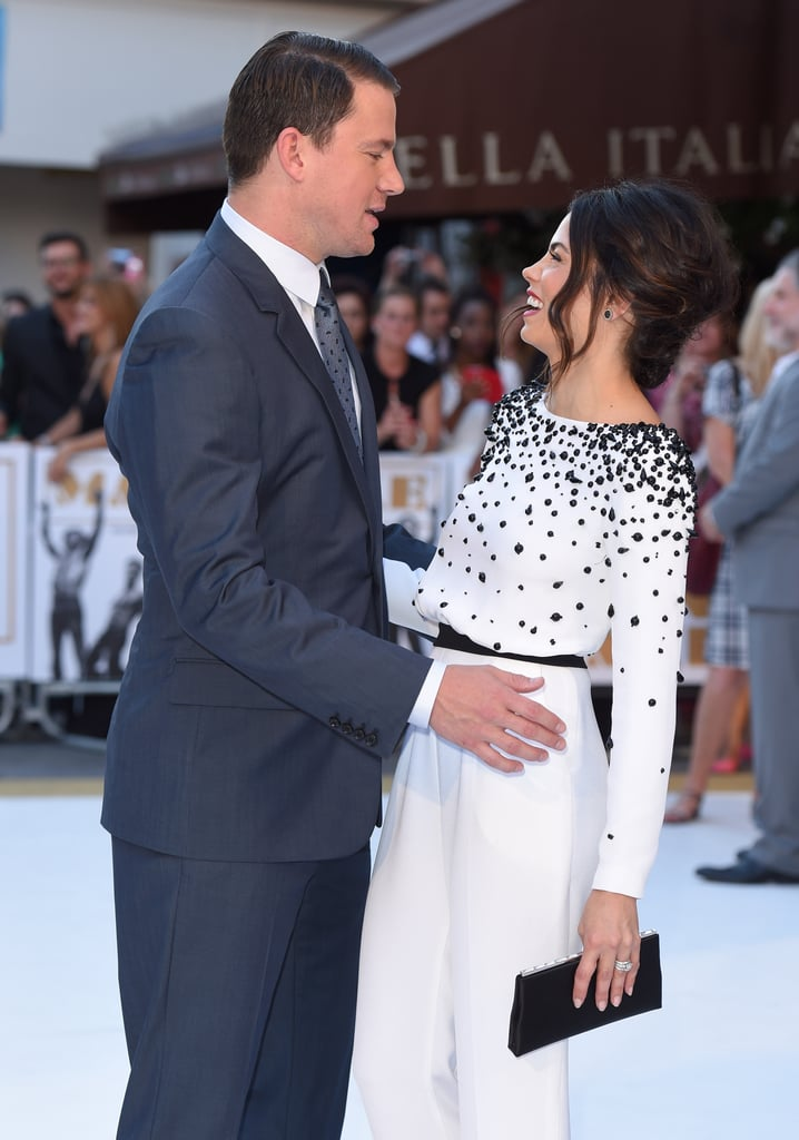 They looked so in love on the red carpet at the UK premiere of Magic Mike XXL in June 2015.