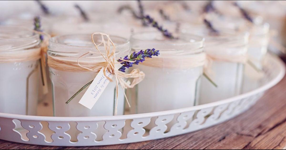 Cheap wedding favors popsugar smart living for Cheap wedding decorations uk