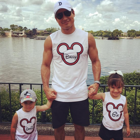 Mario Lopez's Family Disney Trip July 2016