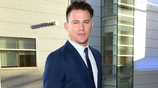 Channing Tatum Enrolled at Harvard Business School With LL Cool J -- and Led a Class!