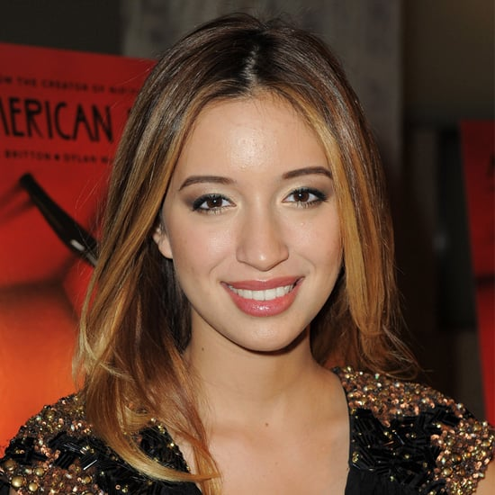 Christian Serratos's Natural Makeup Look