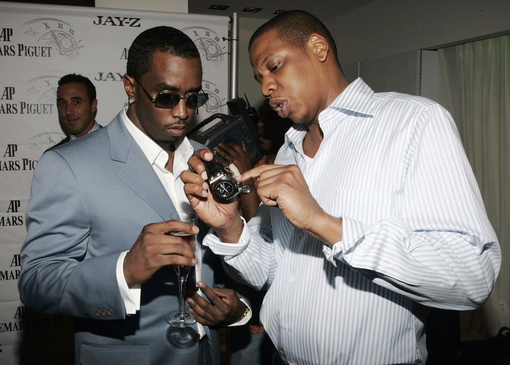 Remember when Jay Z designed a limited-edition line of Audemars Piguet watches and iPods in 2005? Neither do we. But P. Diddy probably does.