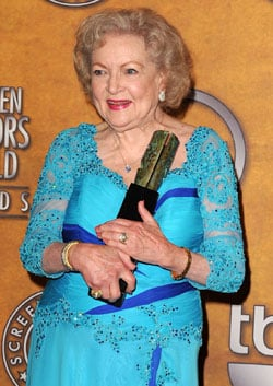 Betty White Celebrates Her Lifetime of Achievements