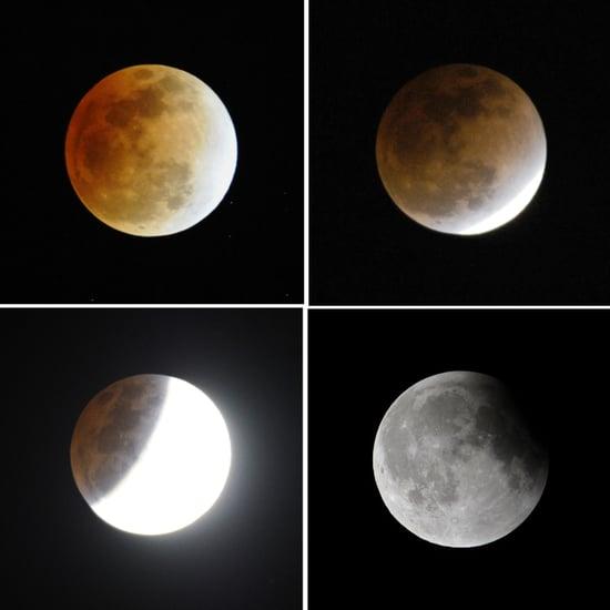 Lunar Eclipse April 2013