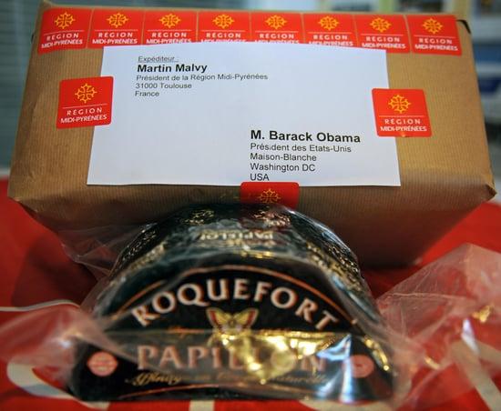 US Delays Roquefort Tariff