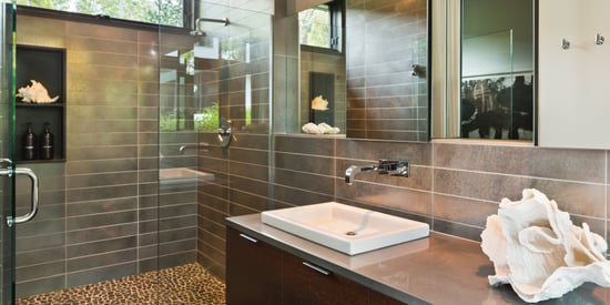 How To Make Your Shower The Most Beautiful Place In Your Home
