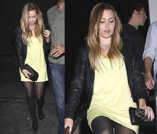 Celebrity Style: Lauren Conrad