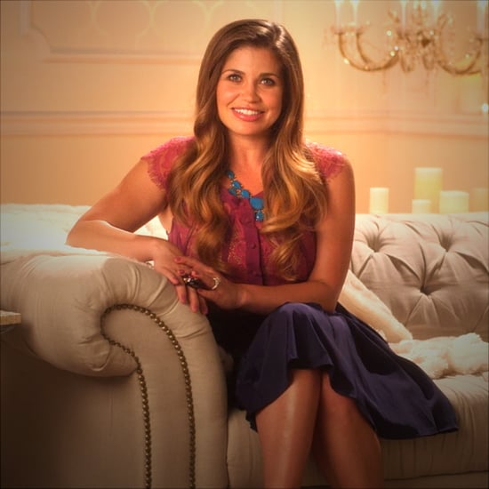 Danielle Fishel Gives Best Love Advice
