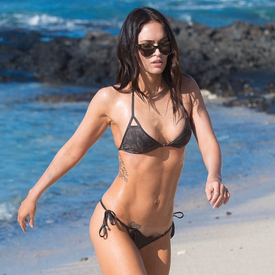 Megan Fox Bikini Pictures After 2 Kids