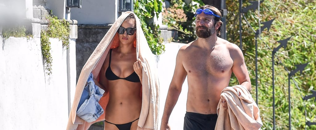 Irina Shayk and Bradley Cooper Escape to Italy After Their Headline-Grabbing Wimbledon Outing