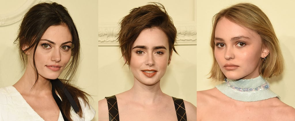 This Week's Top 10 Celebrity Beauty Looks Are Lovely and Ladylike