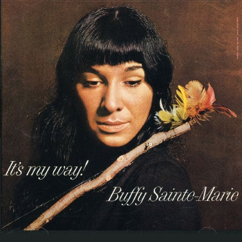 Beauty Biography of Buffy Sainte-Marie