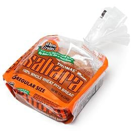 Fast Feta-Stuffed Pita Burger Recipe 2009-11-17 12:07:08