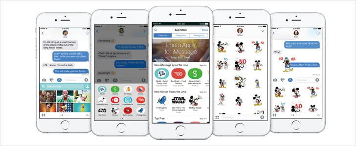 iMessage Is Becoming the Apple Messaging App You've Always Wanted