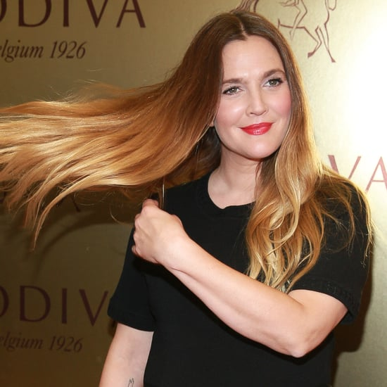 Drew Barrymore Dancing in Instagram Video August 2016
