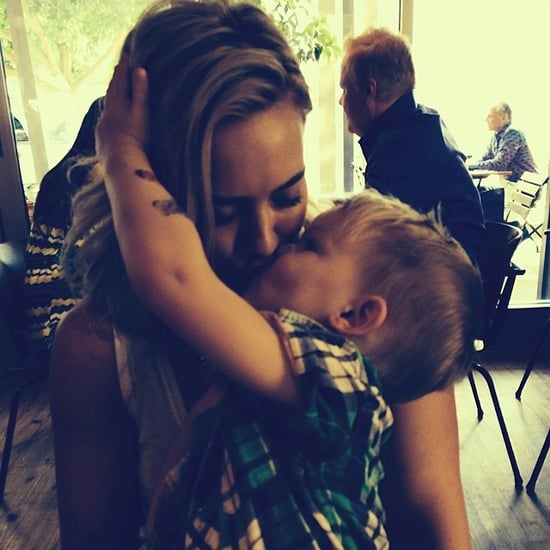 Pictures of Hilary Duff and Her Son on Instagram