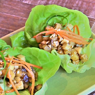 Vegetarian Lettuce Wraps From True Food Kitchen Fight PMS