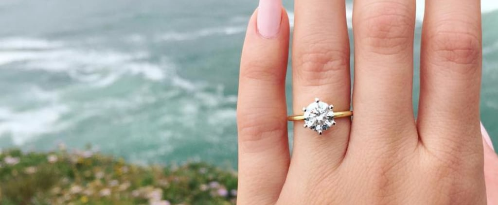 Go For the Gold — 19 Engagement Rings That Will Make You Feel Like a Winner