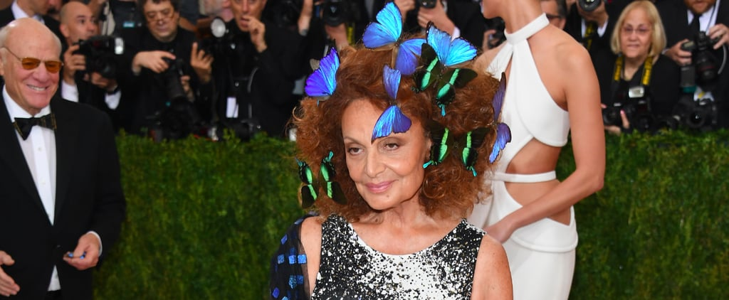 23 Things You Never Knew About Designer Diane von Furstenberg