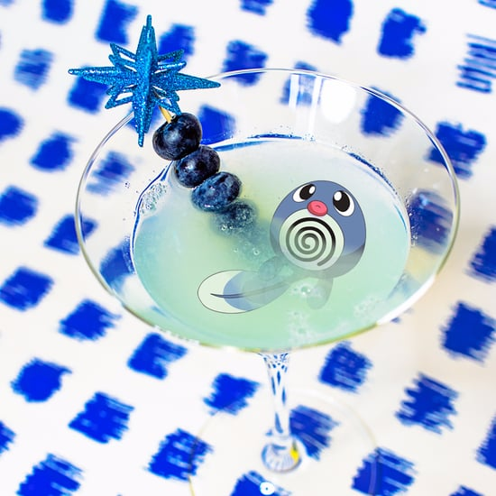 Pokemon Themed Cocktails