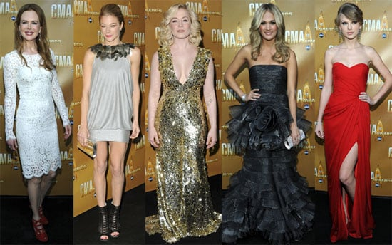 Who Was Worst Dressed at the CMA Awards?