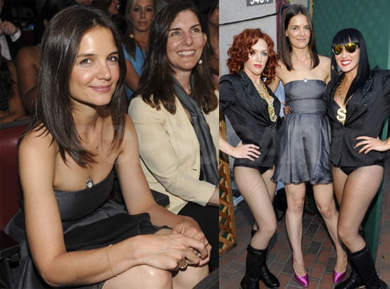 Pictures of Katie Holmes at The 2010 MTV Movie Awards