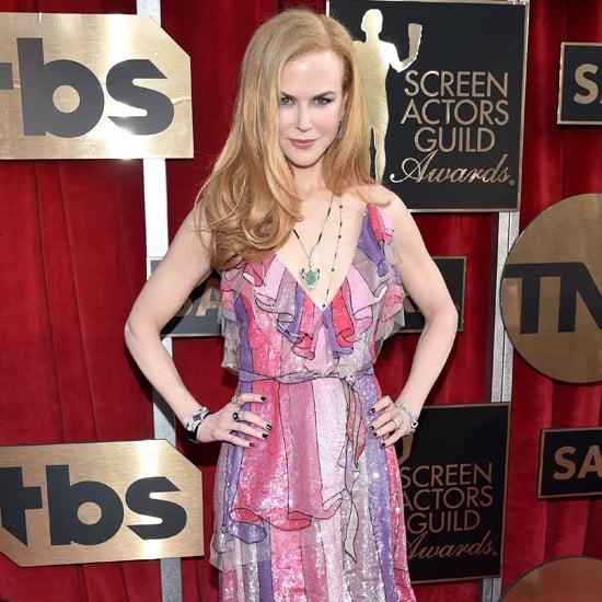 Nicole Kidman's Dress at SAG Awards 2016