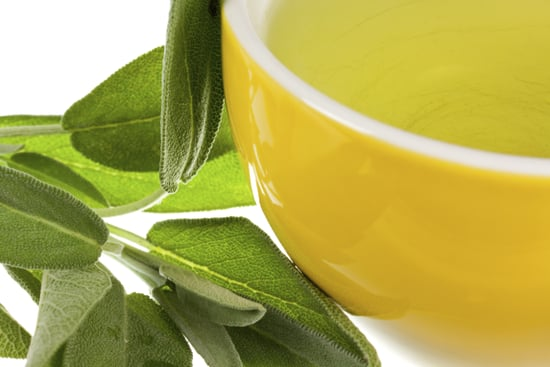Sage Tea Recipe to Ease Coughing