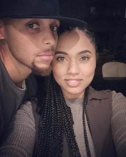 Steph And Ayesha Curry Have Body Pillows For When They're Apart