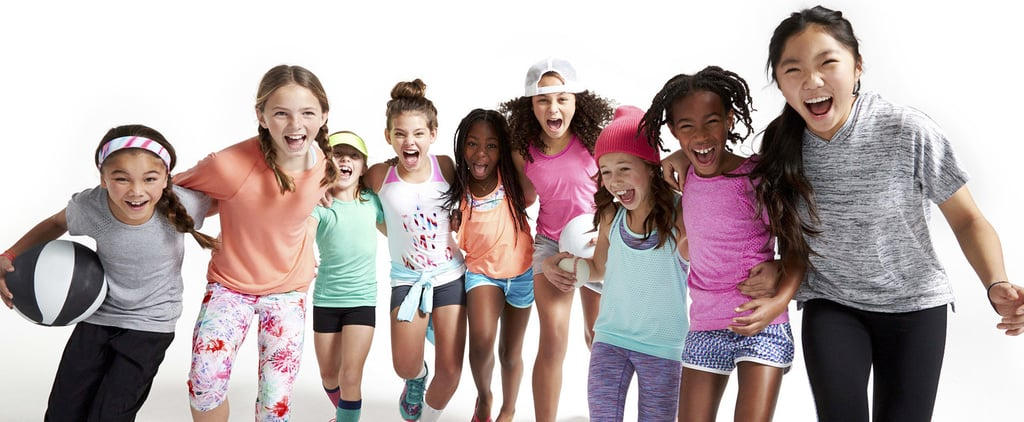 This New Line of Clothes Might Actually Get Your Kids to Be More Active