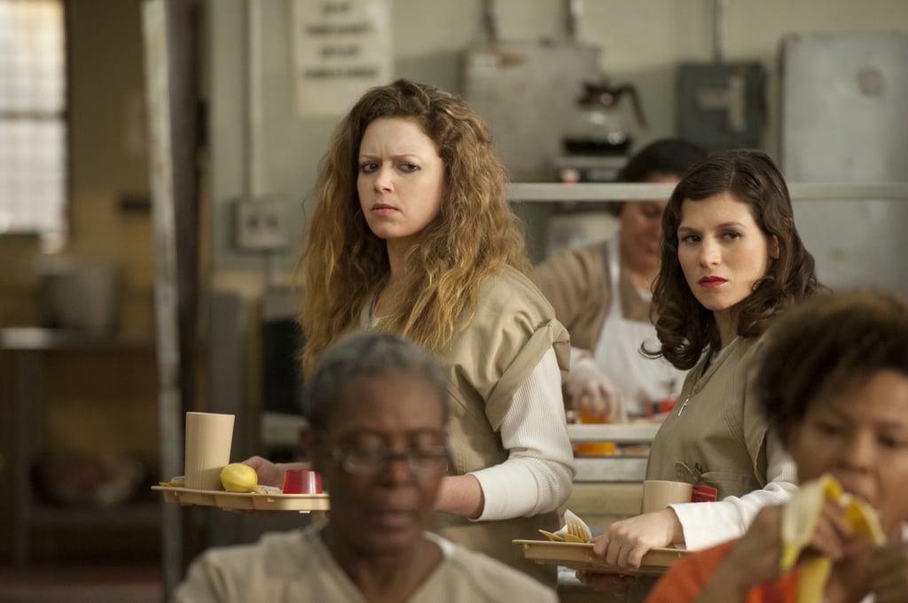 Nikki looks unimpressed. Source: Netflix