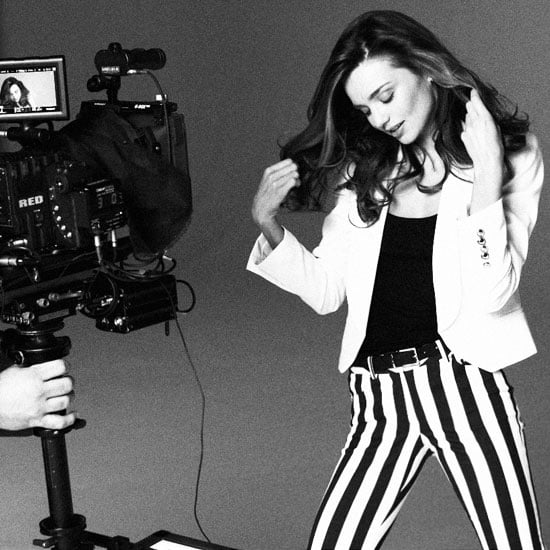 Just in: Miranda Kerr Is the New Face of Mango Spring 2013