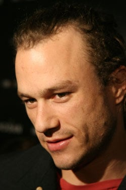 Sugar Bits — Investigation Into Heath Ledger's Death Closed