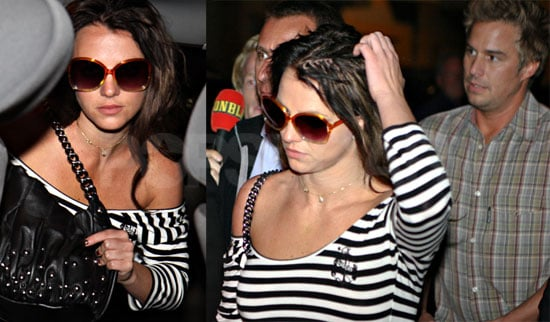 Photos of Britney Spears in Sweden