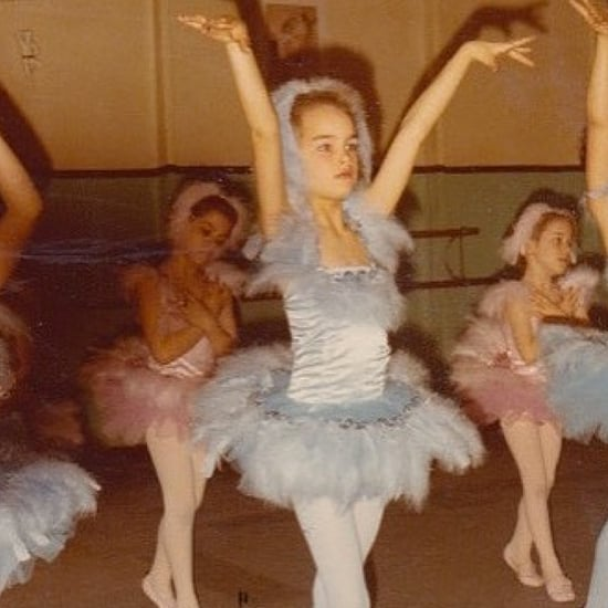 Showstopper! Brooke Shields Is a Beautiful Ballerina in #TBT Photo