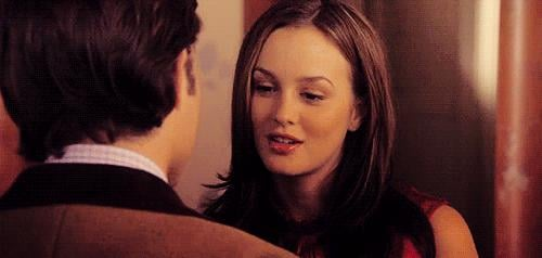 And when Blair is in love? Even better.
