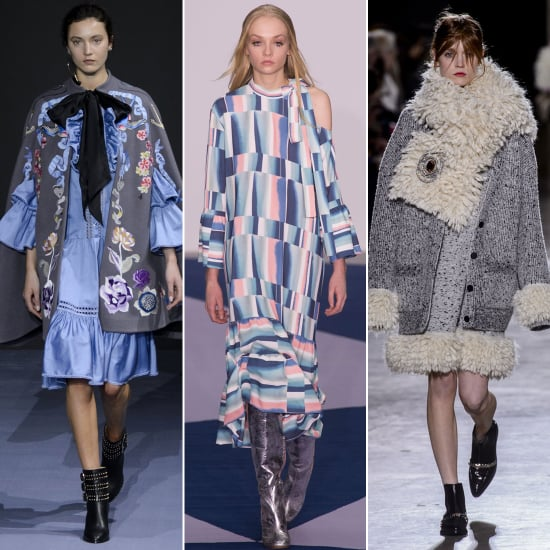 London Fashion Week Fall 2016 Trends