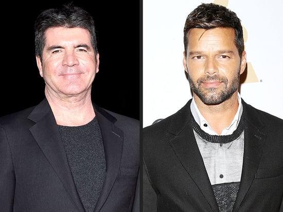 Ricky Martin Joins Simon Cowell's La Banda